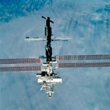 ISS Main Expedition Five Mission Chronicle: October 2002